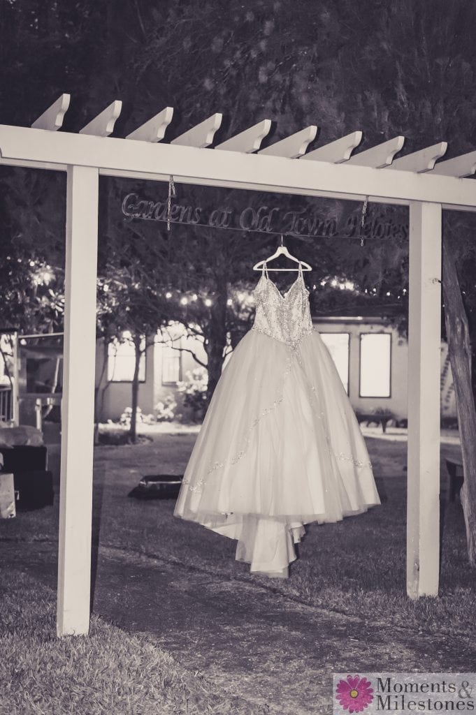 San Antonio Gardens at Old Town Helotes Quinceanera Celebration Photography and Party Planning