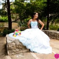 Mariah's Quince at San Fernando Cathedral and San Fernando Hall