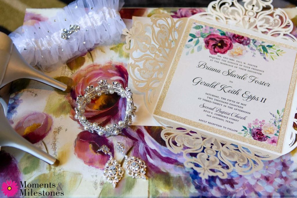 Briana & Gerald St. Anthony Wedding Perfection