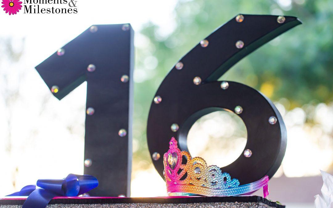 Samira's Sweet 16 Celebration!!