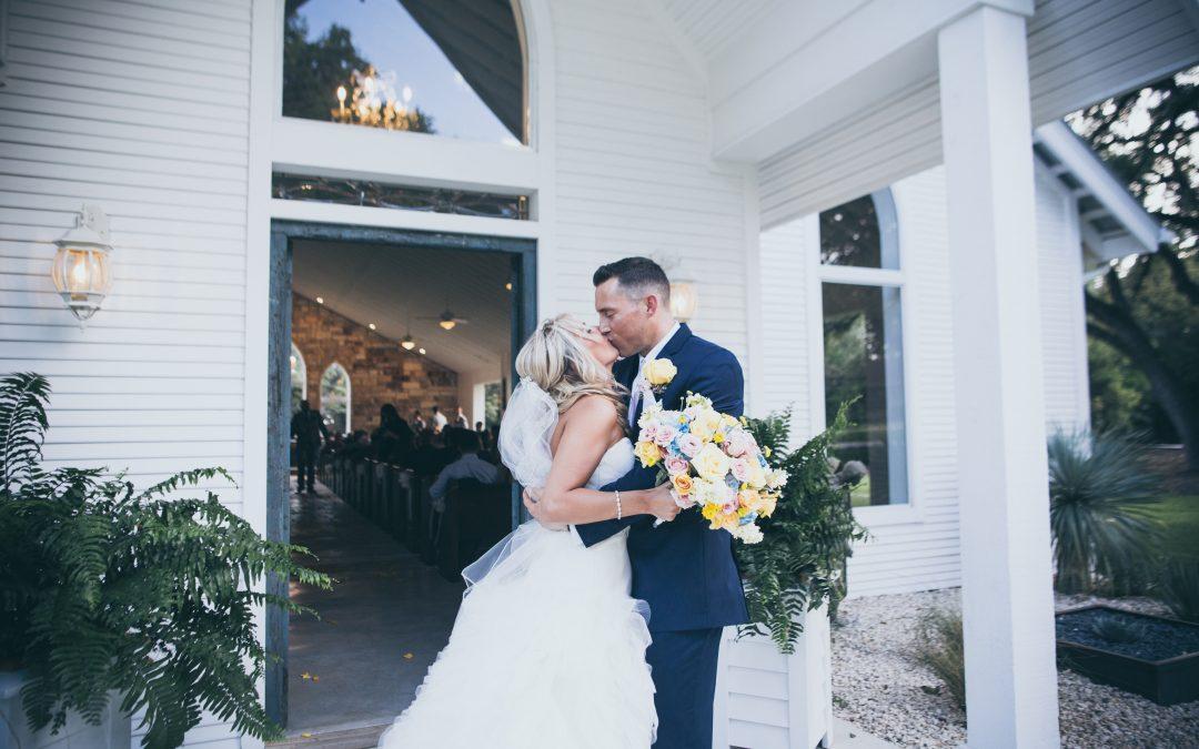 Danyel & Joey's Fairy Tale Wedding