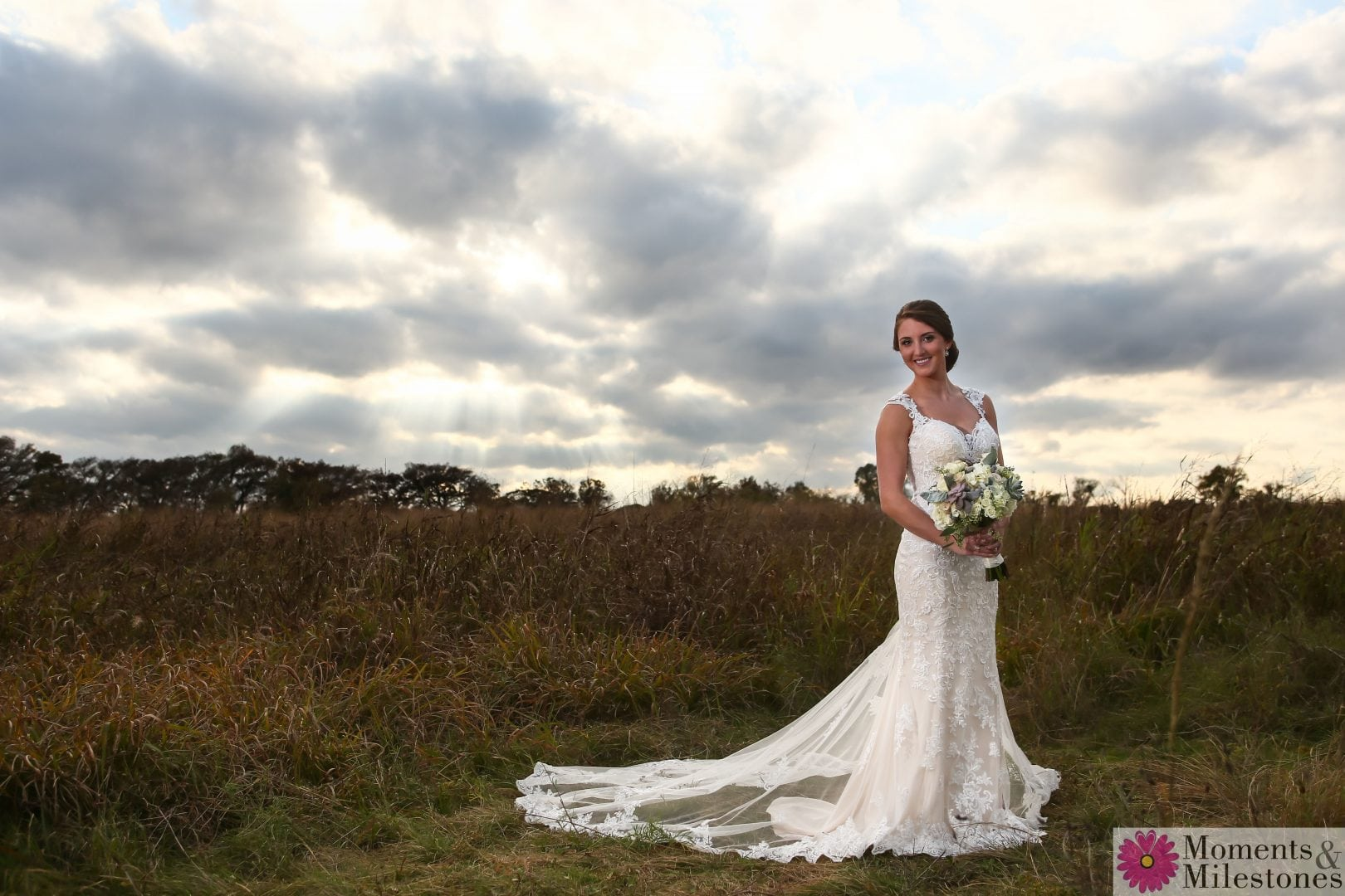 Morgan's STUNNING Bridal Session