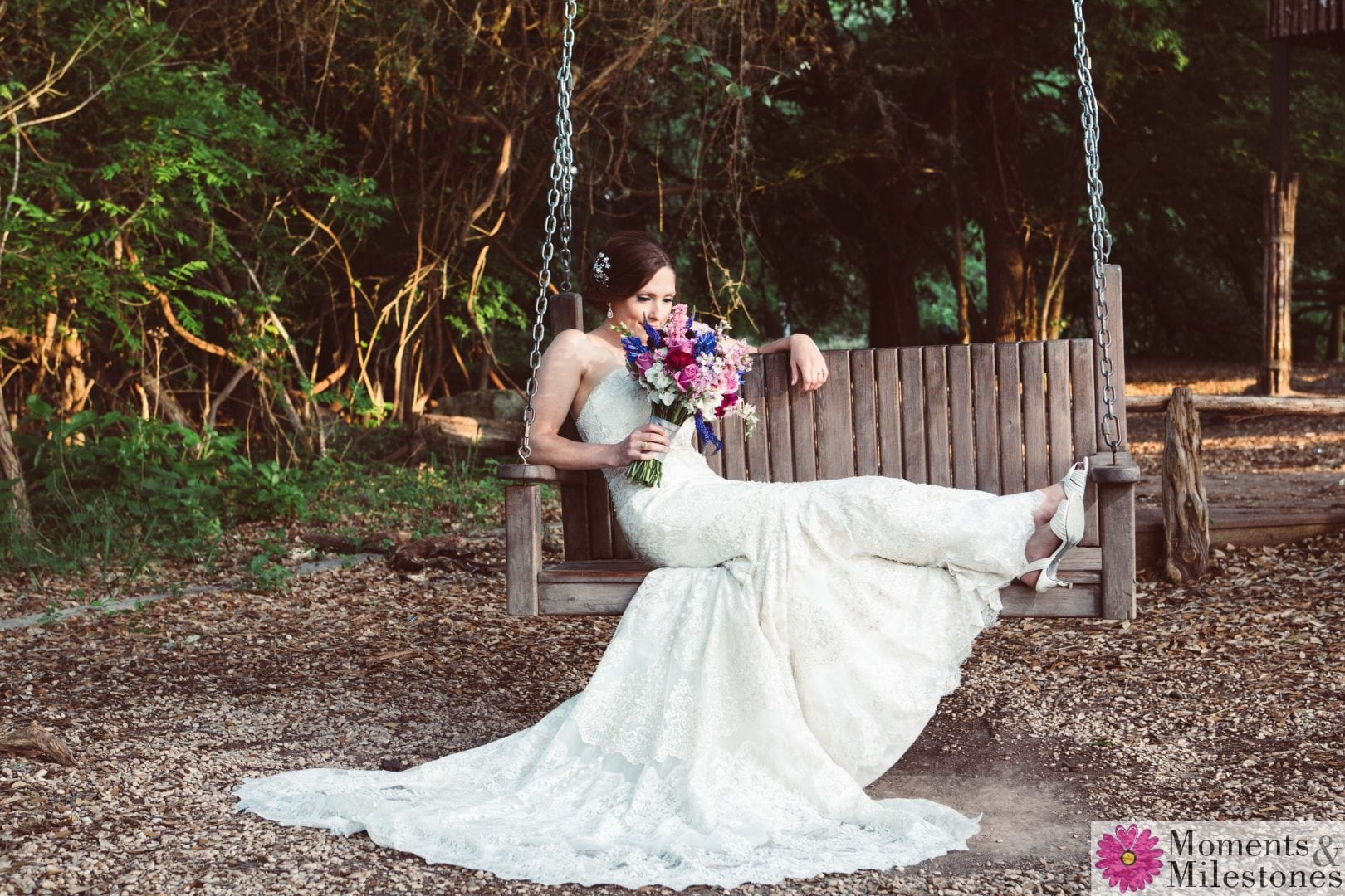 Cibolo Nature Center Bridal Beauty