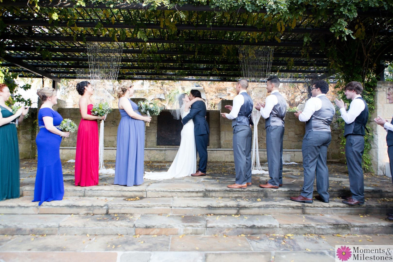 Briscoe Art Museum Wedding Love